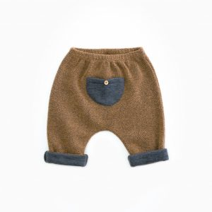 Recycled Plush Trousers
