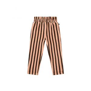 paperbag pants blush &choco
